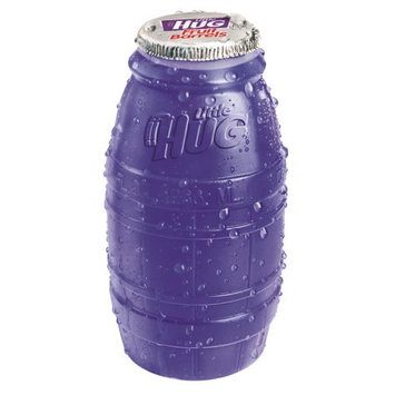American Beverage Corp Little Hug Fruit Barrels Fruit Drink, Grape, 8 Fl Oz, 40 Count