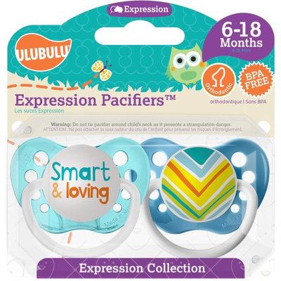 Ulubulu MP-01-1-H-1-065 Smart and Loving 6-18M - Boy