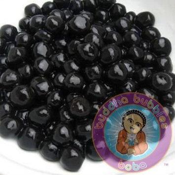 Boba/Black Tapioca Pearls By Buddha Bubbles Boba 10 Ounces (283 Grams)