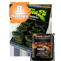 Teaza Herbal Energy Pouch Coffee 8 Pack