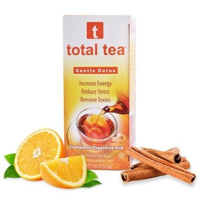Gentle Detox Tea By Total Tea (2pack-50ct)