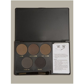 Eyebrow Makeup Palette By Ellen Wille