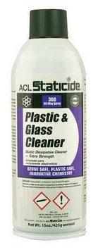 ACL Staticide 15 oz Glass and Plastic Cleaner (1 EA). Model: 8670