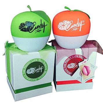 SET 1: CandyLipz Apple Lip Plumper Set (S to M)