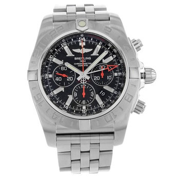 Breitling Chronomat GMT Limited AB041210/BB48-384A Steel Automatic Watch (Unworn - No Box Papers)