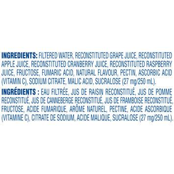 Ocean Spray® Low Calorie Cran-Raspberry® Cocktail 1.89L Plastic Bottle