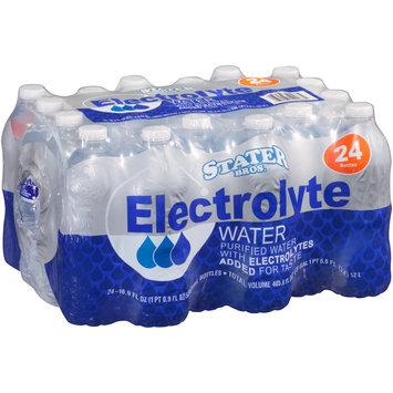 Stater Bros.® Electrolyte Water 24-16.9 fl. oz. Bottles