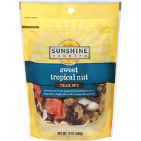 Sunshine Country® Sweet Tropical Nut Trail Mix 12 oz. Bag