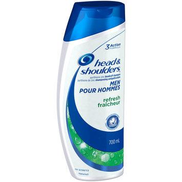 Head & Shoulders® Men Refresh Dandruff Shampoo 700mL Bottle