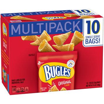 Bugles™ Original Flavor Crispy Corn Snacks 10-0.88 oz. Bags