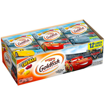Pepperidge Farm® Goldfish® Special Edition Cheddar Baked Snack Crackers