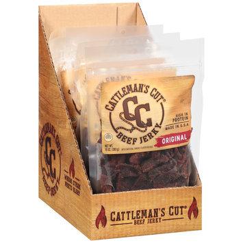 Cattleman's Cut® Original Beef Jerky 6-10 oz. Bag