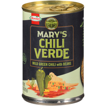 Mary's Chili Verde 15 oz. Can