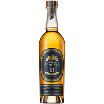 Royal Brackla Highland Single Malt Scotch Whisky 750mL
