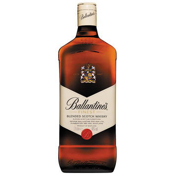 Ballantine's® Scotch Whisky Scotland Finest 1.75L Bottle