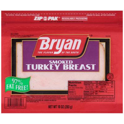Bryan® Smoked Turkey Breast 10 oz. Pack