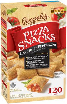 Pappalo's™ Uncured Pepperoni Pizza Snacks 59.2 oz. Box