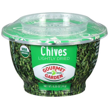 Gourmet Garden™ Herbs & Spices Lightly Dried Chives 0.35 oz. Container