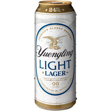 Yuengling® Light Lager 24 fl. oz. Can