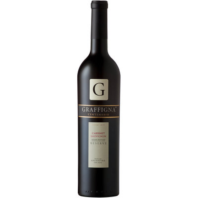 Graffigna® Wine Argentina Centenario Cabernet Sauvignon 750mL Bottle