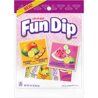 FUN DIP Dulceria Mango Lime/Watermelon Cucumber 3.01 oz Bag