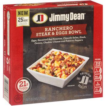 Jimmy Dean® Ranchero Steak & Eggs Breakfast Bowl 9 oz. Microwave Bowl