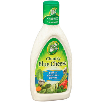 Wish-Bone® Chunky Blue Cheese Dressing 15 fl. oz. Bottle