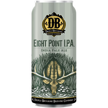 Devil's Backbone Brewing Company Eight Point IPA India Pale Ale 12 fl. oz. Can