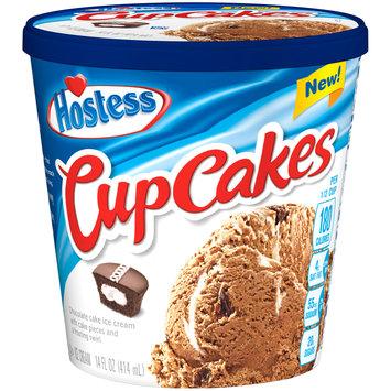 HOSTESS CupCakes Ice Cream 14 fl. oz. Tub