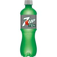 7UP TEN, 16 Fl Oz Bottle