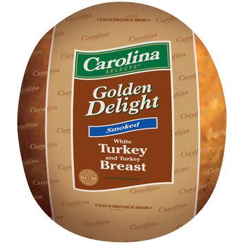 Carolina Selects™ Golden Delight Smoked White Turkey and Turkey Breast