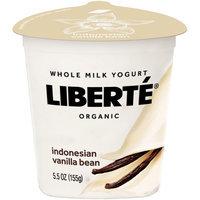 Liberté® Indonesian Vanilla Bean Organic Whole Milk Yogurt