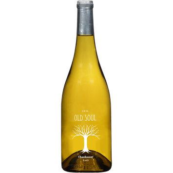 Old Soul 2016 Lodi Chardonnay 750mL Bottle