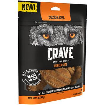 Crave™ Chicken Cuts Premium Dog Treats 7 oz. Bag