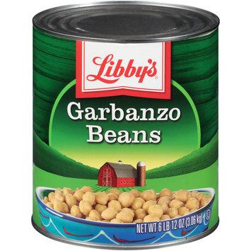 Libby's® Garbanzo Beans 6.75 lb. Can