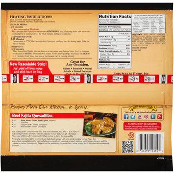 John Soules Foods® Flame Broiled, Seasoned & Sliced Beef Fajitas 24 oz. Pouch