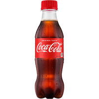 Coca-Cola® Soda 253mL Plastic Bottle