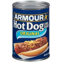 Armour® Original Hot Dog Chili Sauce 14 oz. Can