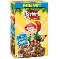 Keebler Chocolate Chip Cookies Cereal