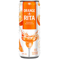 Bud Light Lime® Orange-A-Rita® Malt Beverage 12 fl. oz. Can