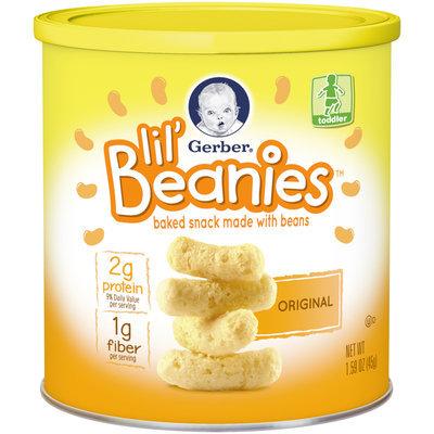 Gerber Lil' Beanies Original, 1.59 oz (Pack of 6)