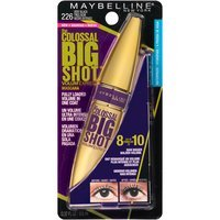 Maybelline New York Volum' Express® The Colossal Big Shot™ Waterproof Mascara 226 Very Black 0.32 fl. oz. Carded Pack