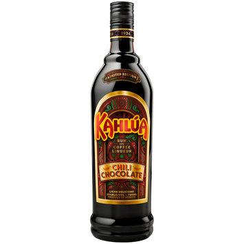 Kahlua® Liqueur Mexico Chili Chocolate 750mL Bottle