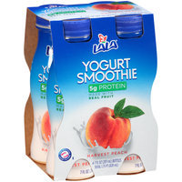 LALA® Peach Yogurt Smoothie