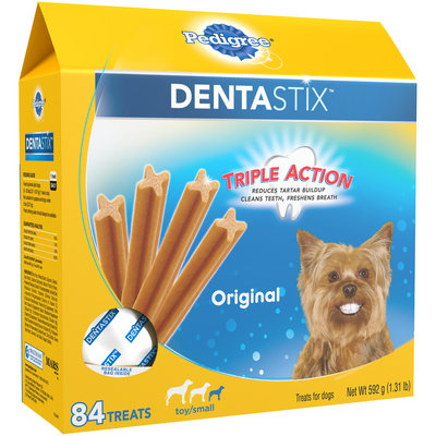 Pedigree® Dentastix™ Toy Treats for Small Dogs (Original)