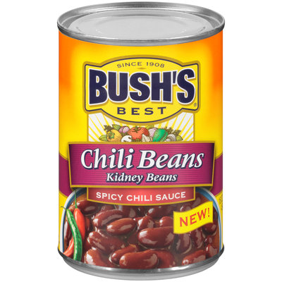 Bush's® Spicy Chili Sauce Kidney Beans 16 oz. Can