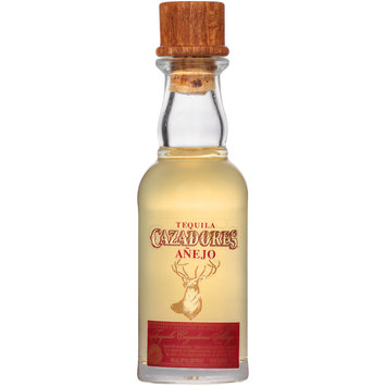 Tequila Cazadores® Anejo Tequila 50mL Bottle
