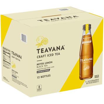 Teavana® Unsweetened Meyer Lemon Black Tea 12-14.5 fl. oz. Bottles