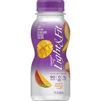 Dannon® Light & Fit® Nonfat Yogurt Drink Mango 7fl oz Single Serve