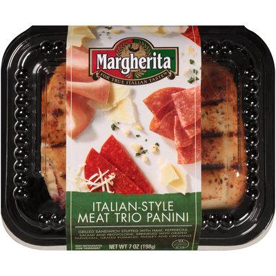 Margherita® Italian-Style Meat Trio Panini 7 oz. Clamshell